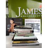 Muhammad Ali Collection Of Ltd Edition Hardback Books