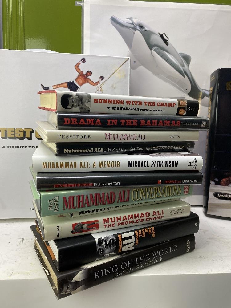 Tasched GOAT Muhammad Ali Hardback Life Story Book & Hardback Books - Image 2 of 7