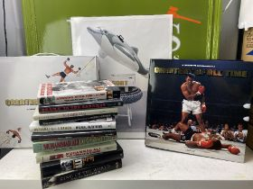 Tasched GOAT Muhammad Ali Hardback Life Story Book & Hardback Books
