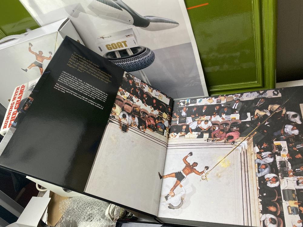Tasched GOAT Muhammad Ali Hardback Life Story Book & Hardback Books - Image 7 of 7