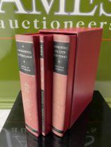 "Winston Churchill "" My Life"" Hardback Trio Collection In Hardcover"