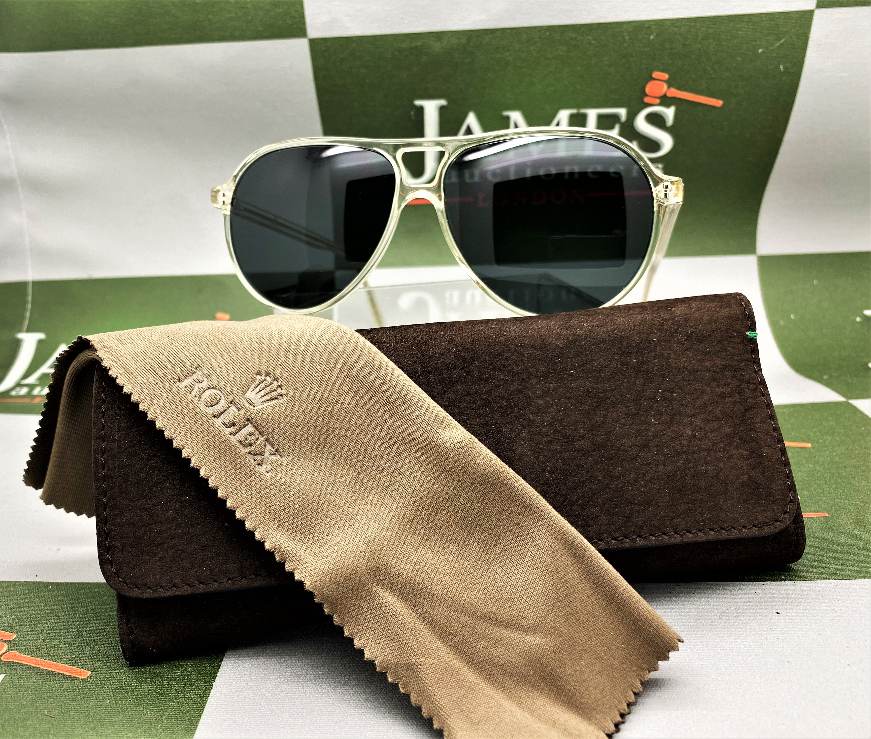 Rolex Official Merchandise Sunglasses-New Examples, Very Rare. - Image 7 of 7
