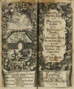 Johann Gottfried Olearius. Geistliche Myrrhen-Schaal und Granaten-Labsal Oder vollständiges