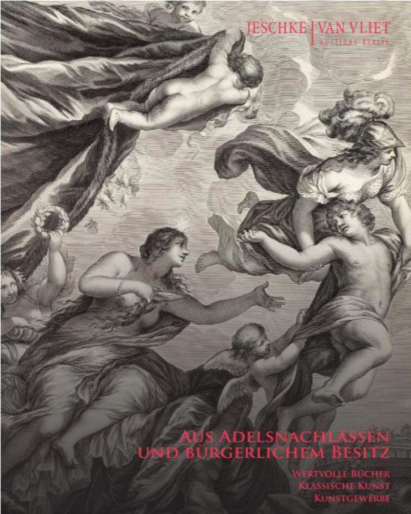Aus Adelsnachlässen und bürgerlichem Besitz, Wertvolle Bücher, Klassische Kunst, Kunstgewerbe
