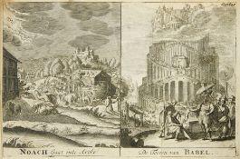 Johannes Aysma. Spiegel der Sibyllen, van Vierderley Vertooningen. Mit gest. Titel und 28