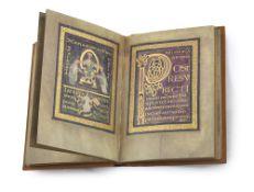 Passio Kiliani, Ps. Theotimus, Passio Margaretae, Orationes. Mit 3 ganzseitigen goldgehöhten il