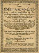 Herzöge zu Mecklenburg Johann Albrecht I. & Ulrich. Der Durchleuchtigen Hochgebornen Fürst