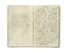Carl Friedrich Seutter von Loetzen. Eigenhändiges Tagebuch des jungen Carl von Seutter in L