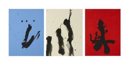 Abstrakter Expressionismus - - Robert