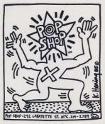 Avantgarde - Pop-Art - - Keith Haring.
