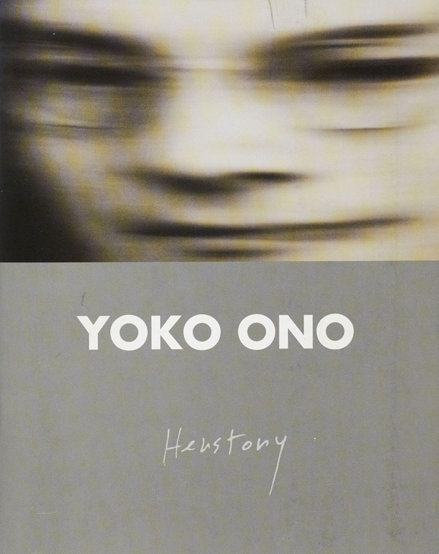 Avantgarde - Fluxus - - Yoko Ono.