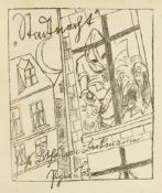 Expressionismus - Max Beckmann - -