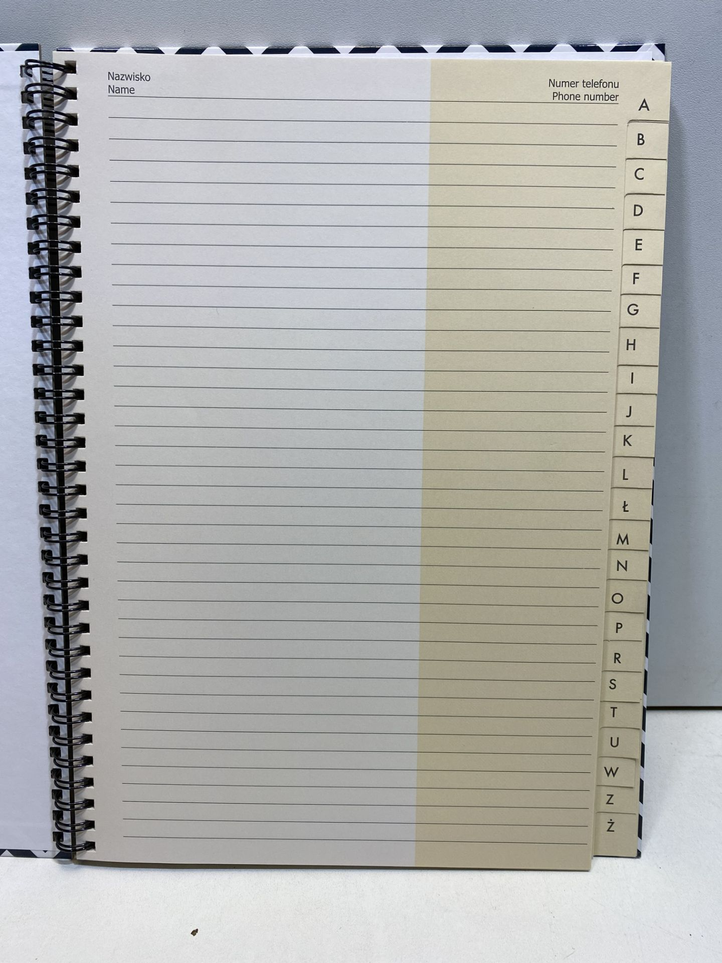 7 x Various A4 Address & Phone A-Z Notepads | 5902277171108 - Image 6 of 7