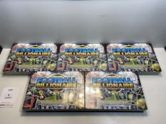 5 x Football Billionaire Board Game - Collector's Edition | 634158675423