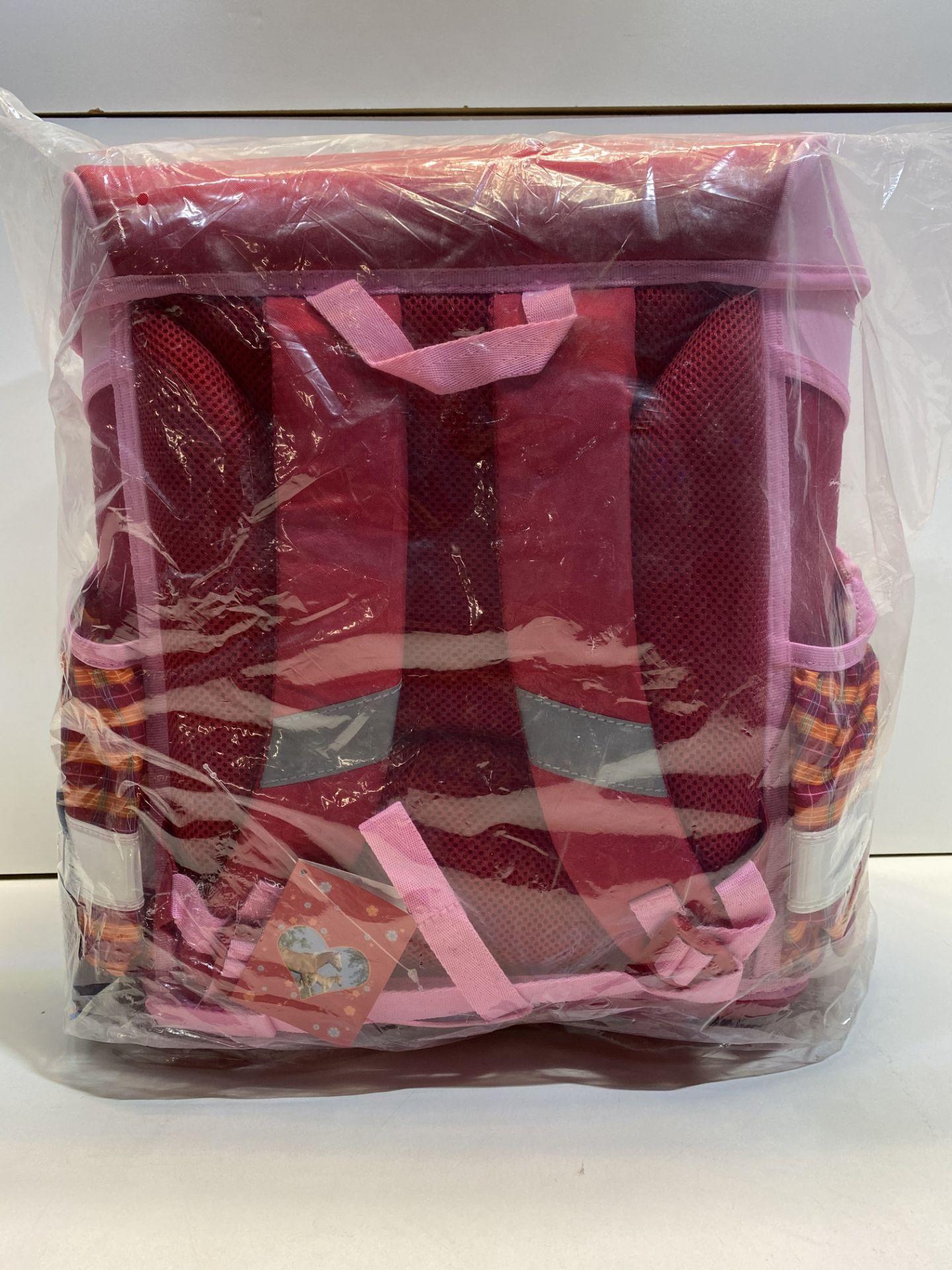 1 x Depesche Horses Dreams school satchel set 5 pieces   4010070204815 - Image 2 of 2