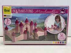 1 x Erzi Fairytale Castle | 4014722413501