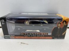 25 x Chevrolet Impala - Supernatural - Loot Crate Exclusive