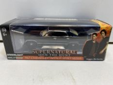24 x Chevrolet Impala - Supernatural - Loot Crate Exclusive