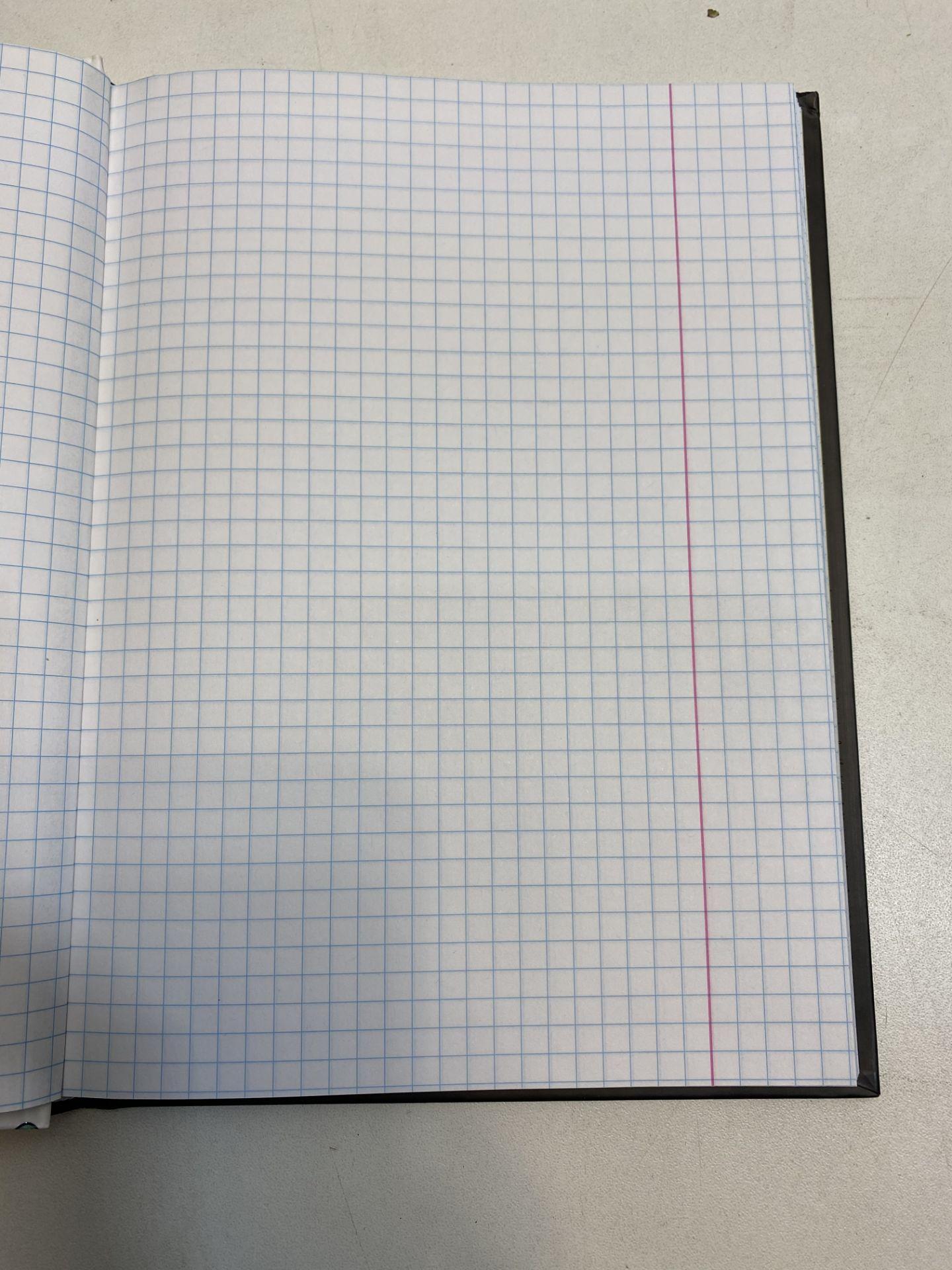 "3 x ""Chic Glamour Fabulous"" White Grid Notepad | 5902277221636 - Image 4 of 4"