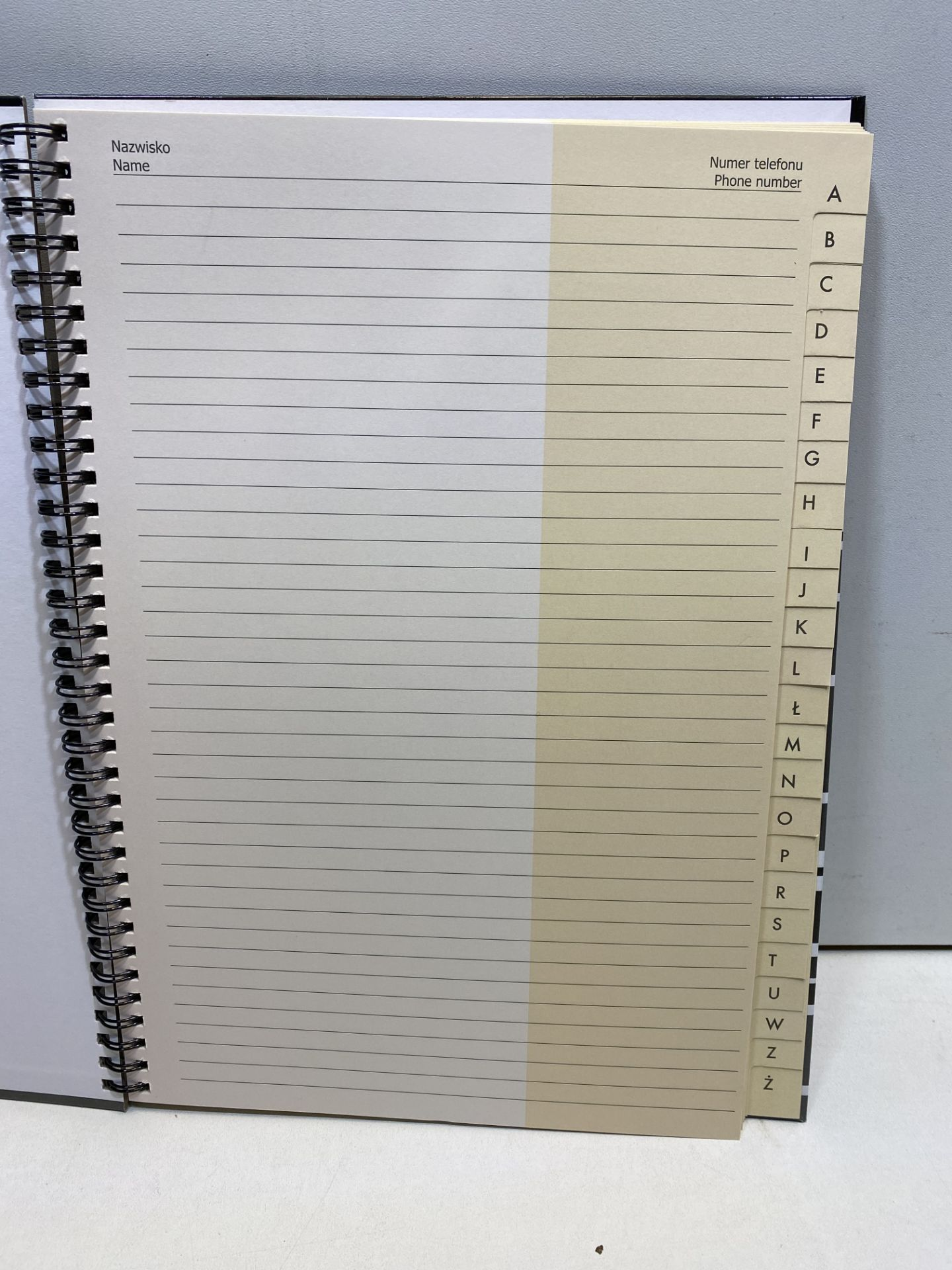 7 x Various A4 Address & Phone A-Z Notepads | 5902277171108 - Image 4 of 7