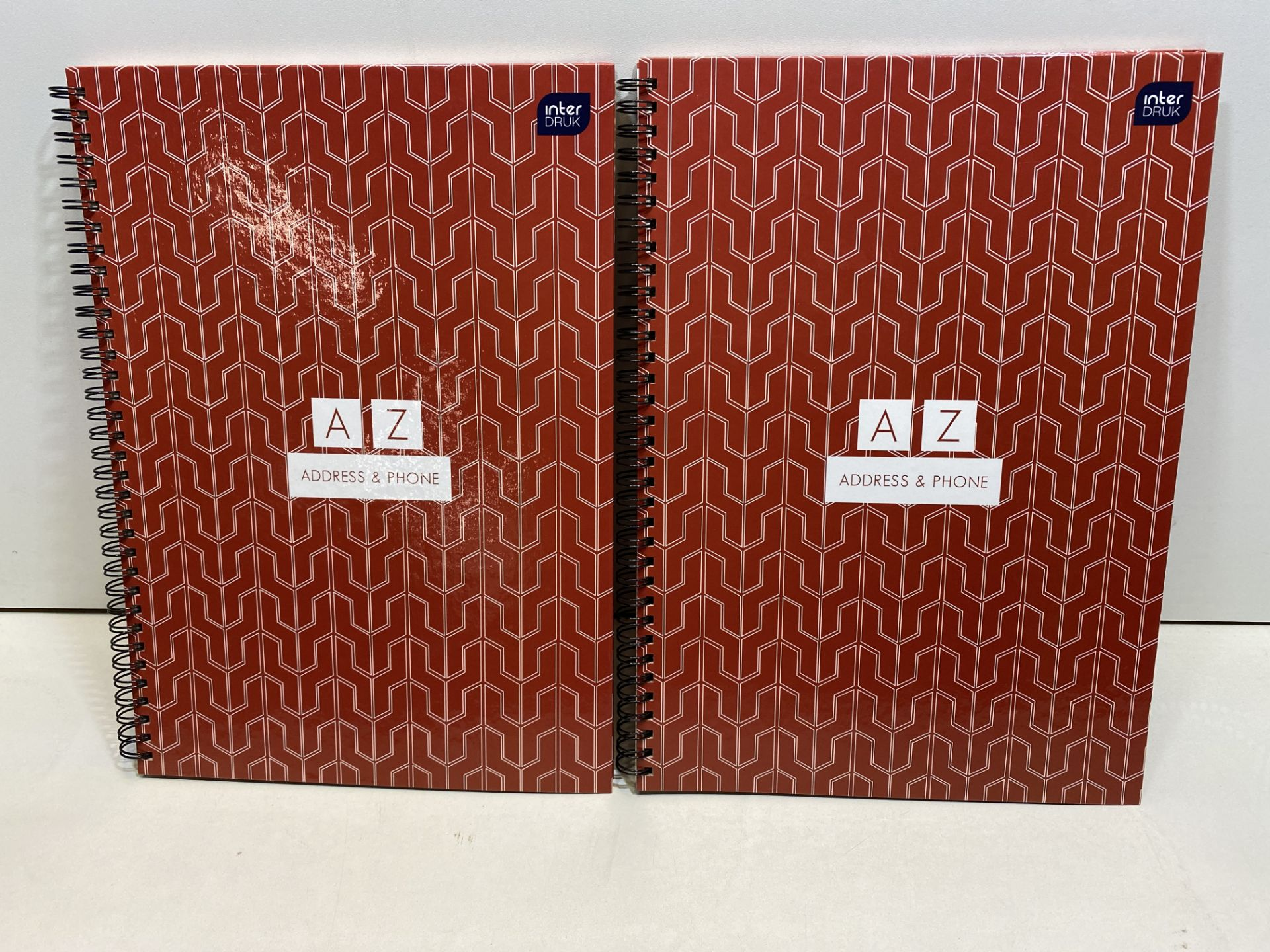 7 x Various A4 Address & Phone A-Z Notepads | 5902277171108 - Image 7 of 7