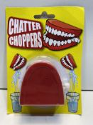 13 x CHATTER CHOPPERS | 5051090110648