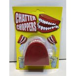 12 x CHATTER CHOPPERS | 5051090110648