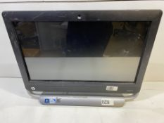 HP Touchsmart 7320 All-in-One Desktop Computer