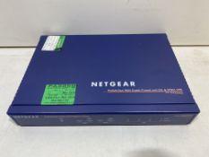 Netgear FVS336G Gigabit Firewall Router