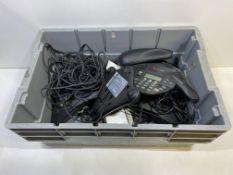 5 x Polycom Voice/Sound Stations