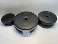 60KG Weight Plate Set