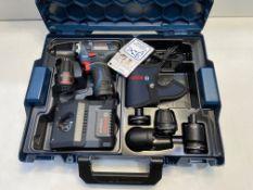 Bosch GSR 12v-15 FC Professional Drill/Driver Set