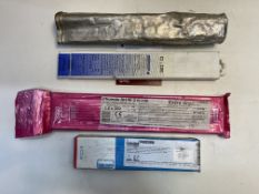 Various Welding Electrodes as per photos