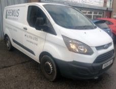 Ford Transit Custom 290 Eco-Te Panel Van | 64 Plate | 118,760 Mileage | HPI Checked