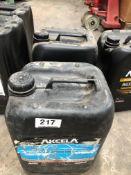 2 x 10L Drums of Akcela MS 1710 Premium Antifreeze