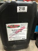 2 x 20L Drums of Fast Fluid Power Biodegradable Hydraulic Oil 46
