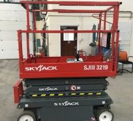 SKYJACK SJIII 3219 ELECTRIC SCISSOR LIFT | YOM: 2018 | 41 Hours