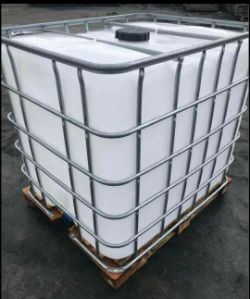 ONLINE SALE | Used Intermediate Bulk Containers (IBCs) | Ending 15 January 2021