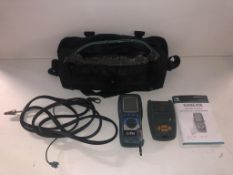 Kane 456 Flue Gas Analyser w/ Printer & Bag