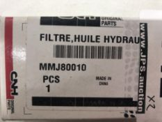 2 x CNH Hydraulic Oil Filters