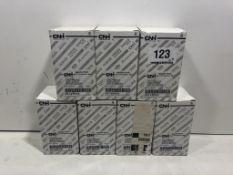 7 x CNH Fuel Filters