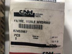 2 x CNH Hydraulic Filter
