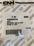 4 x CNH Self Tap Screws