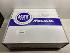 2 x Mecalac Filtration Kits