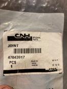4 x CNH Joints