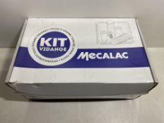 2 x Mecalac Kit Vidange