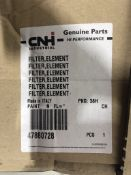 2 x CNH Cab Air Filter Elements