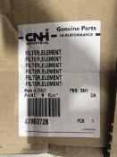 2 x CNH Cab Air Filter Elements