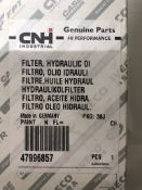 3 x CNH Hydraulic Oil Filters