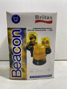 2 x Britax Flashing Beacon